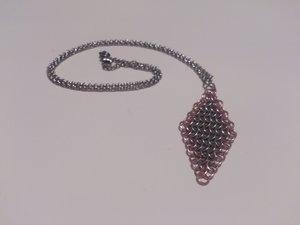 Halsband diamant