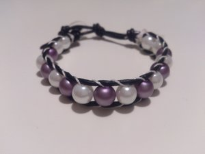 Armband Purple